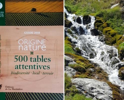Présentation du livre Origine Nature