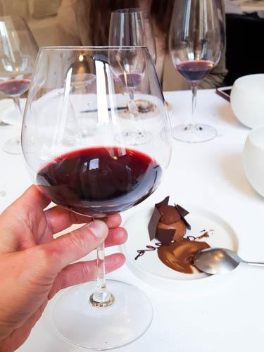 Dégustation vin de Bordeaux Haut Médoc Château Lamothe-Bergeron