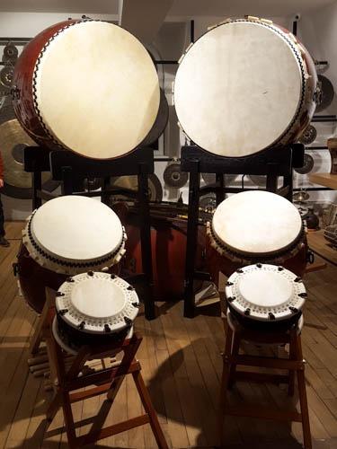 Instrument de musique Koto du Japon