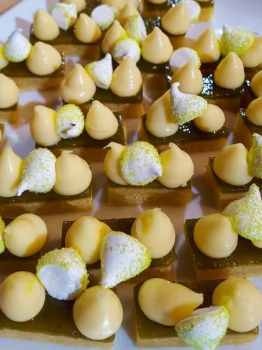 Présentation du livre Origine Nature Tartelettes au citron