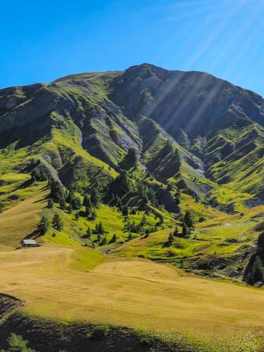 Montagne des Alpes de Haute Provence