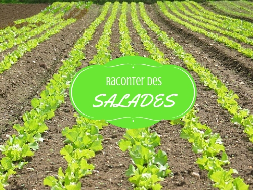expression française liée à la cuisine : Pourquoi dit-on raconter des salades