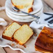 cake ultra moelleux au citron pour le goûter
