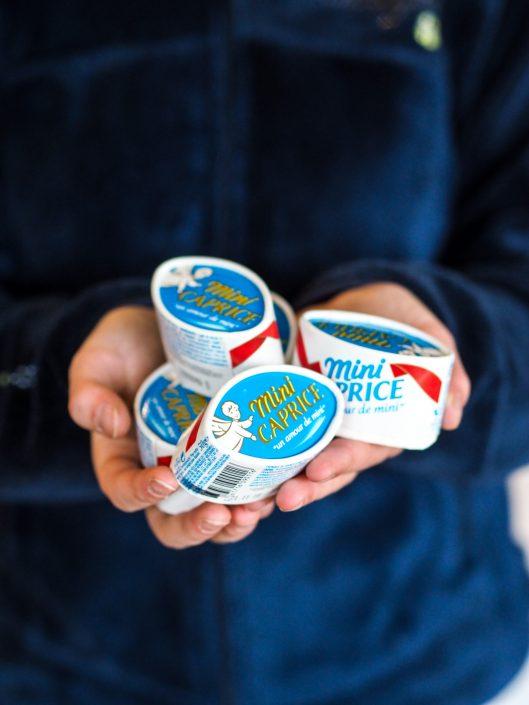 minis fromages caprices des dieux