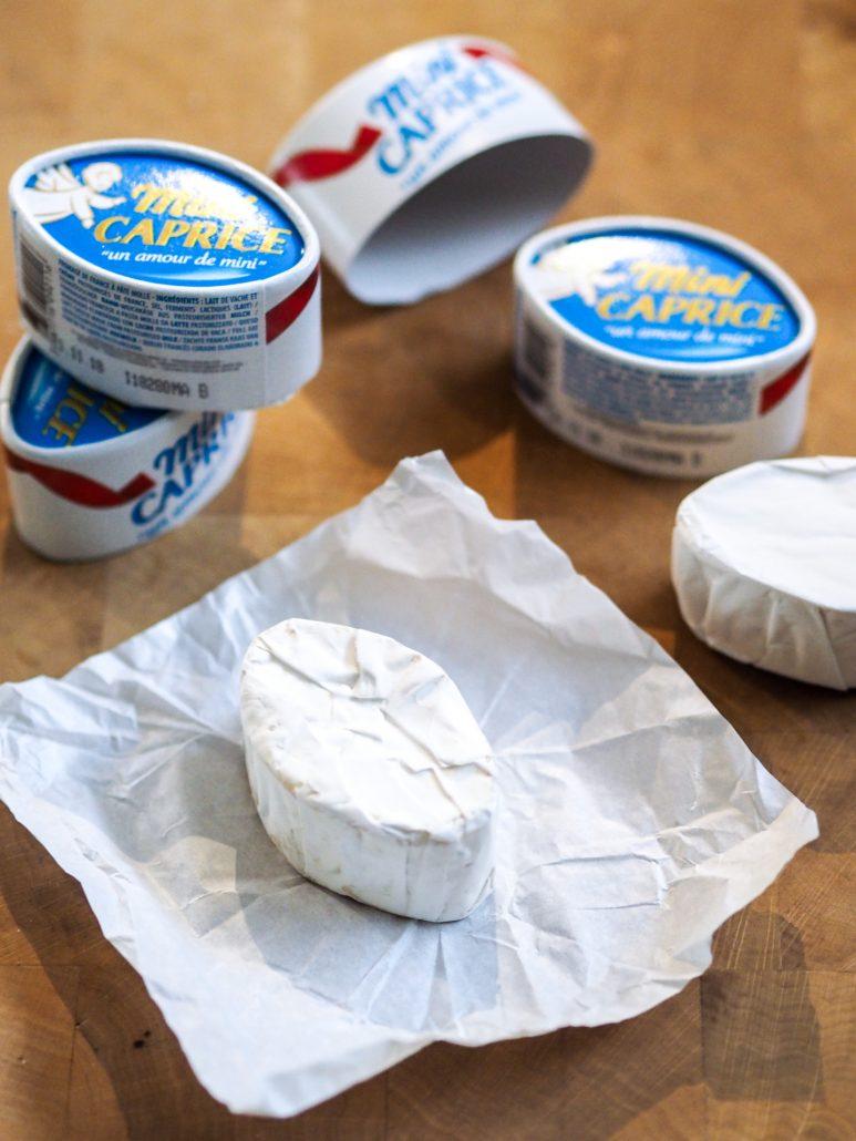 mini fromage caprice des dieux