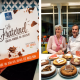 Gâteau marbré le Fraternel par Chef Damien bénéfices pour le Secours Catholique #lefraternel