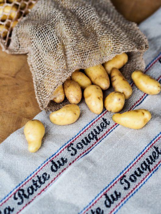 pommes de terre Ratte du touquet