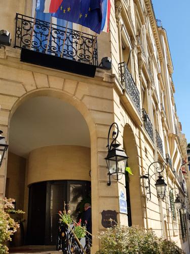 Restaurant étoilé Pierre Gagnaire Paris
