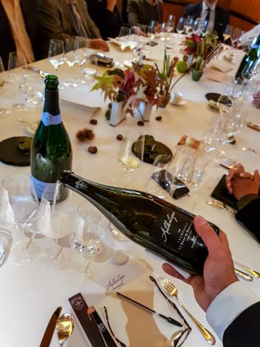 champagne grand cru Le Brun de Neuville cuvée Authentique