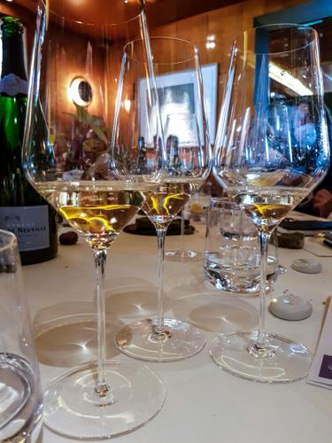 champagne grand cru Le Brun de Neuville