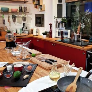 Emission La quotidienne France5 Présentation de recette My Parisian Kitchen