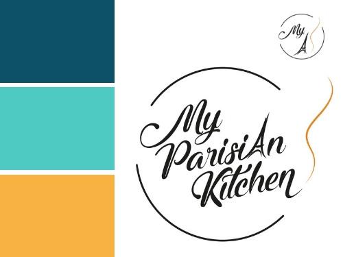Nouveau logo My Parisian Kitchen