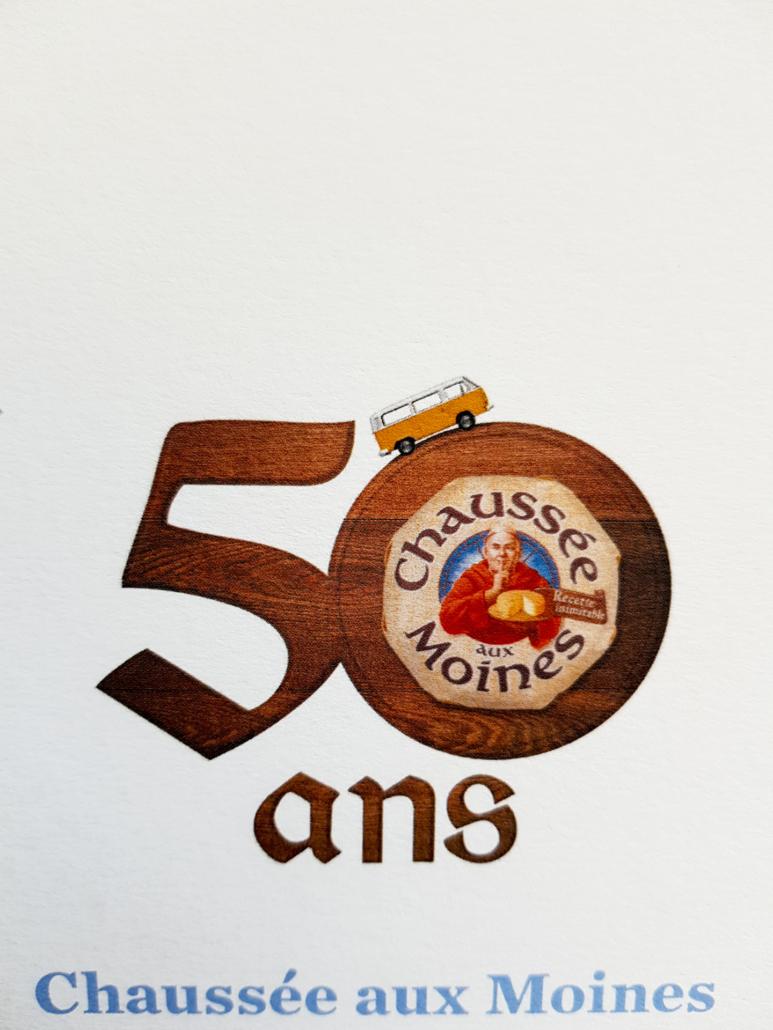 Campagne pour les 50 ans du Chaussée aux Moines