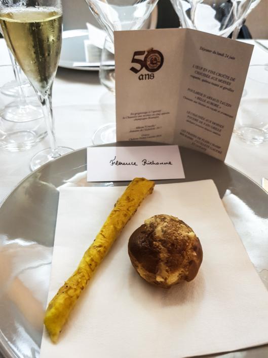 déjeuner presse pour les 50 ans de Chaussée aux Moines