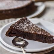 Croustimoelleux fondant au chocolat sans fluten des sœurs Scotto
