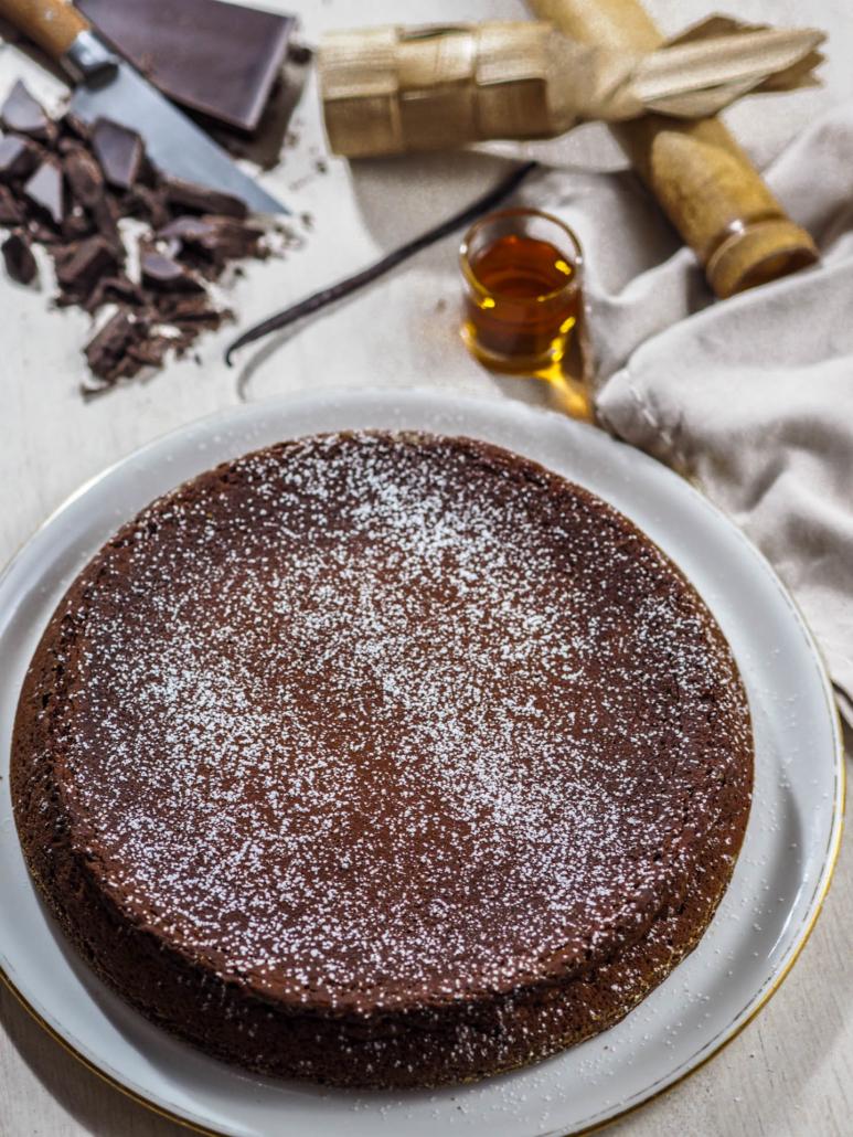 Croustimoelleux fondant au chocolat des sœurs Scotto