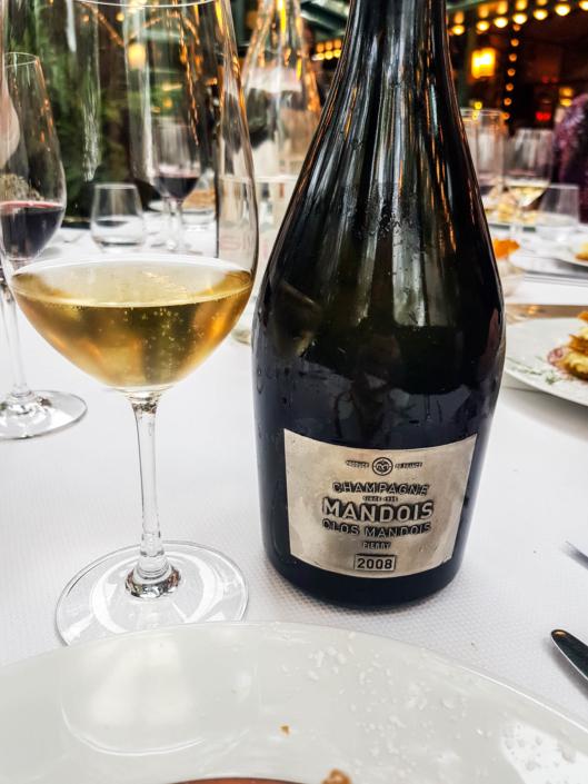 """Champagne Brut """"Clos Mandois"""" 2008, Champagne Mandois"""
