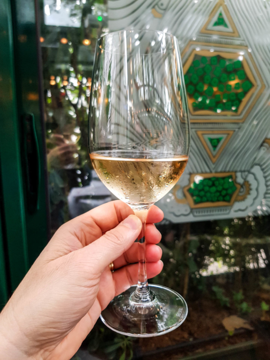 """vin Languedoc Cabrières rosé """"Clos du Temple"""" 2018 Gérard Bertrand."""