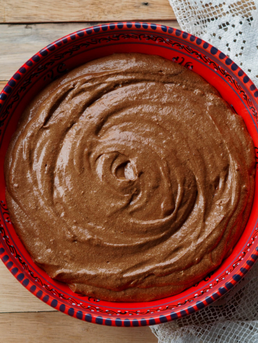 Easy French Mousse au chocolat Chocolate Mousse