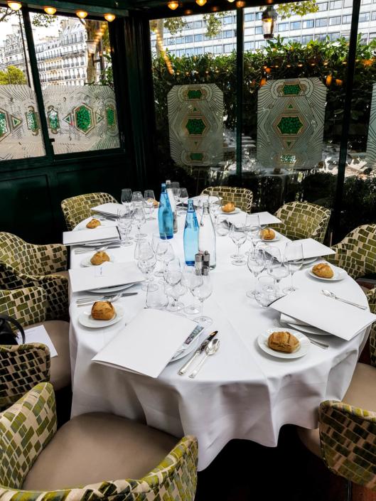 Restaurant La closerie des lilas à Paris