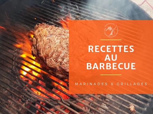 Recettes au barbecue et à la plancha, marinades et grillades du blog culinaire My Parisian Kitchen