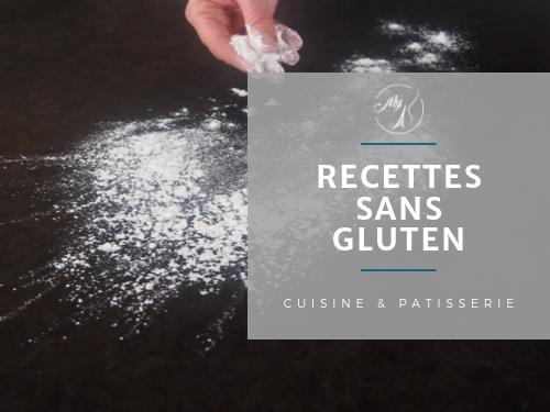 Recettes sans gluten sucrées et salées du blog culinaire My Parisian Kitchen