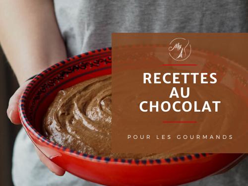 recettes au chocolat pour les gourmands du blog culinaire My Parisian Kitchen