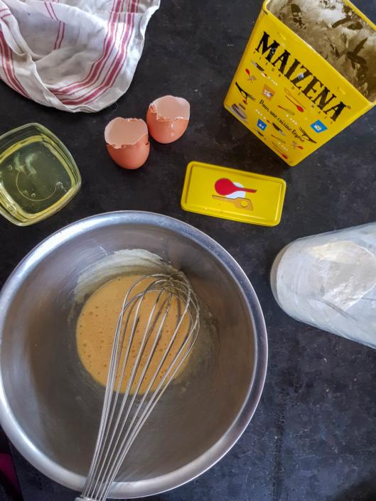 base de pâtisserie : la crèle pâtissière
