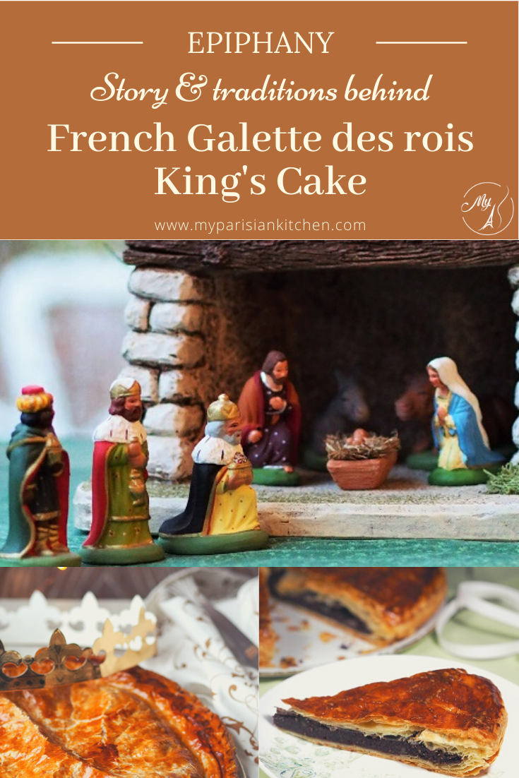 French galette des rois epiphany king cake tradition and story behind explained
