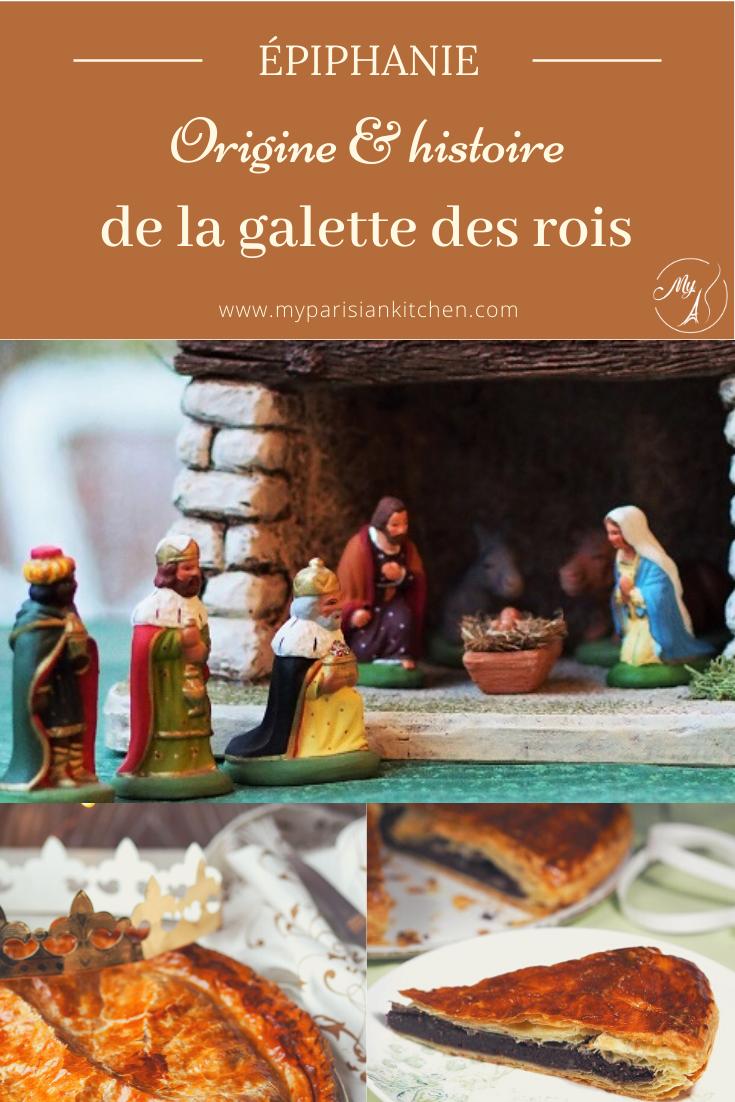 Épiphanie Origine et histoire de la galette des rois