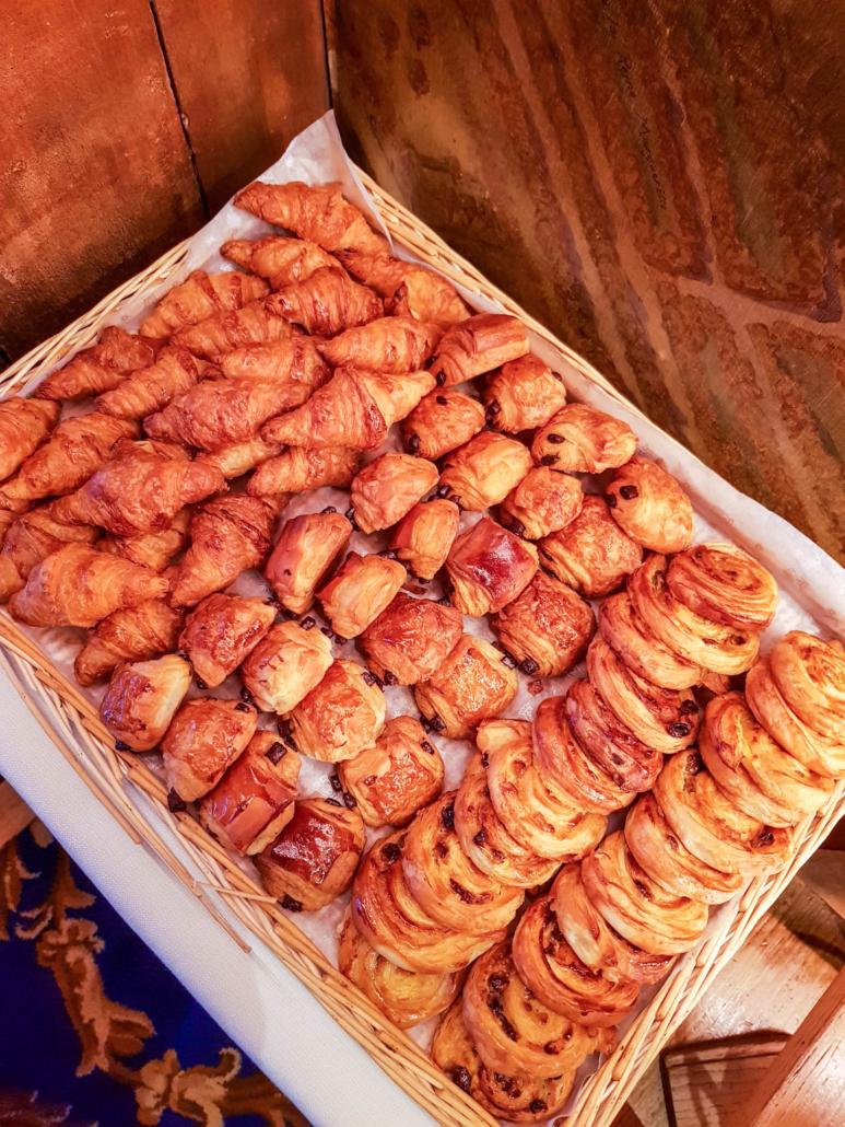 de la boulangerie de la Tour d'Argent