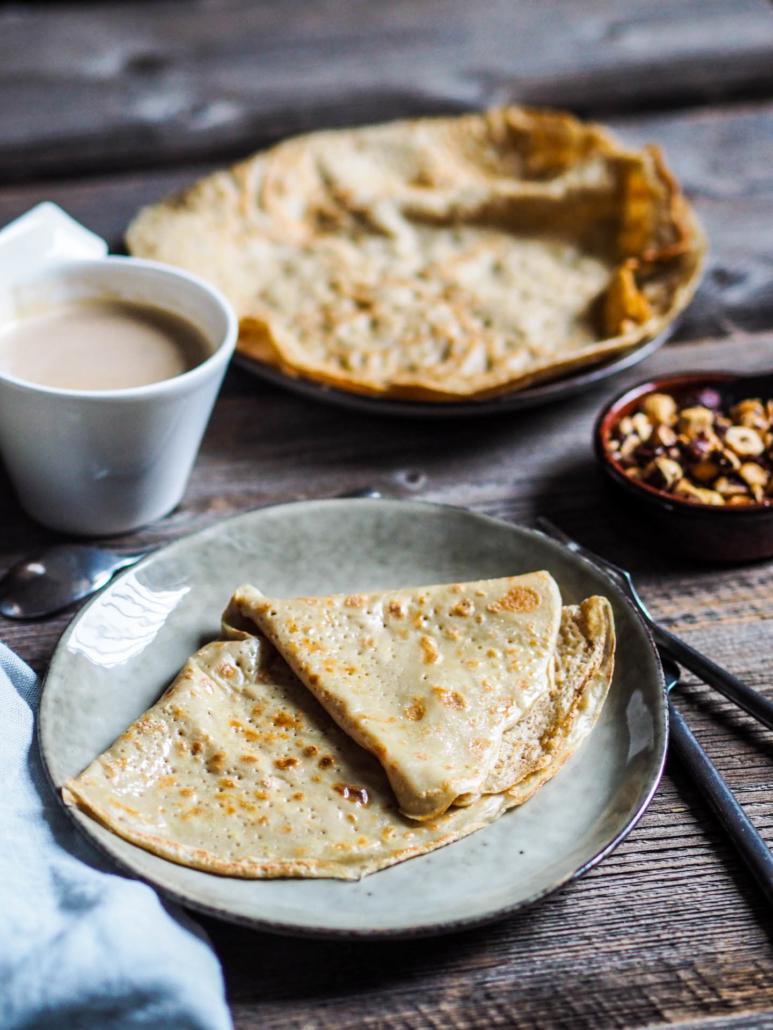 Pâte à crêtes au lait végétal / noisette sans lactose ni matière grasse