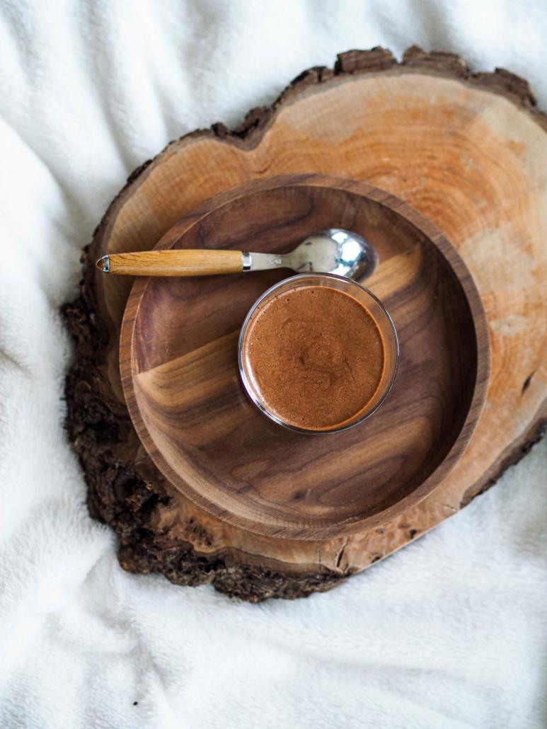 Mousse au chocolat ultra gourmande avec chocolat au lait