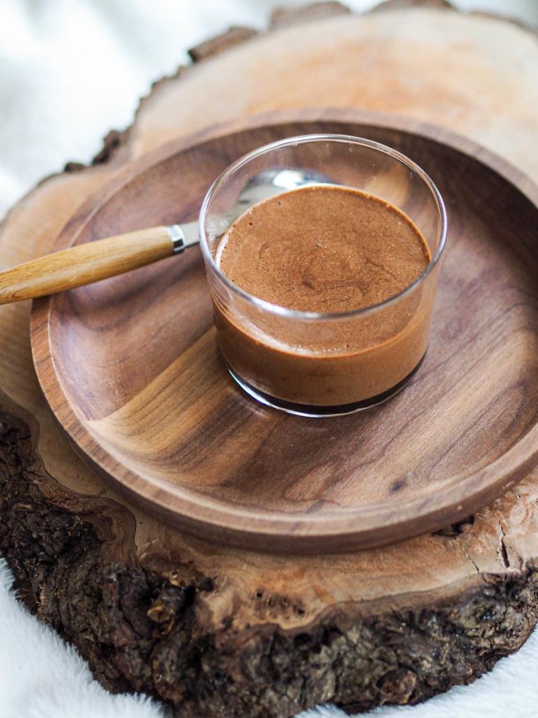 mousse au chocolat maison en 3 ingrédients
