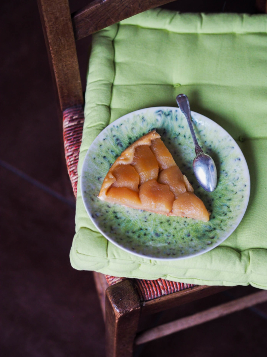 French iconic tarte tatin Classic recipe and story behind
