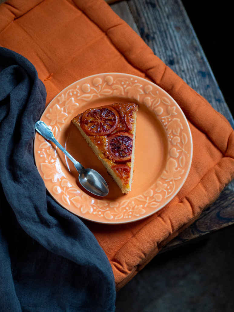 a slice of French classic dessert